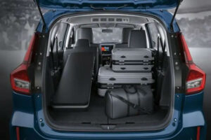 Suzuki XL6 2020 Boot Space