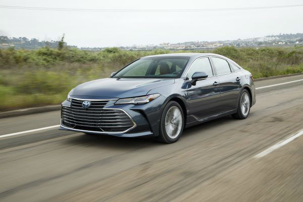 Toyota Avalon 2020 India