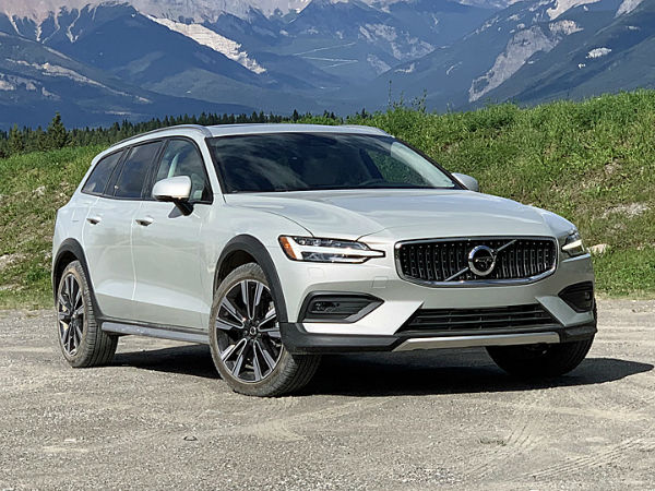 Volvo V60 2020 Cross Country