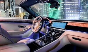 2021 Bentley Continental GT Interior