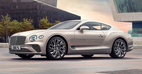 2021 Bentley Continental GT Mulliner Coupe
