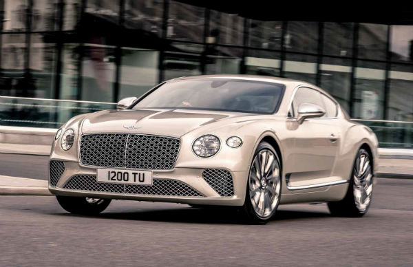 2021 Bentley Continental GT W12